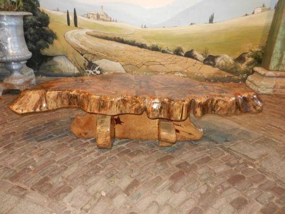 Садовый стол из тика