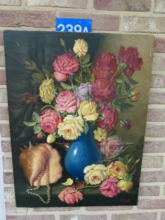 Картина бельгийского художника