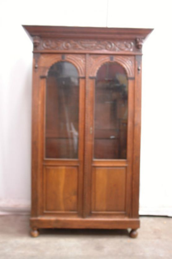 Книжный шкаф в стиле Ренессанса, 1900 г.