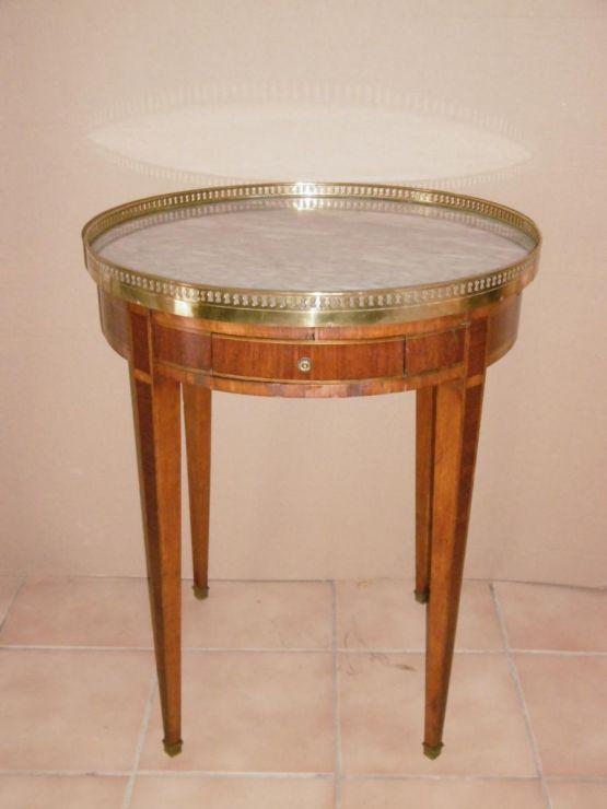Кофейный столик эпохи Наполеона III, XIX в.