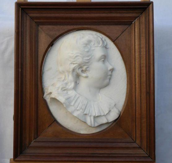 Портрет ребенка, XIX в.