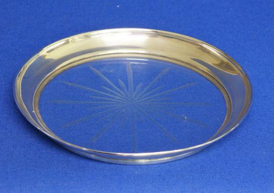 Серебряная подставка, 12.5 см