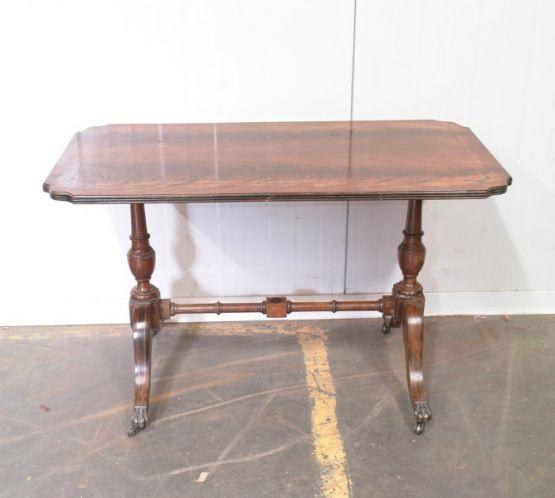 Английский консольный столик