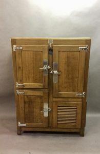 Винтажный бар-холодильник, 1930 г.