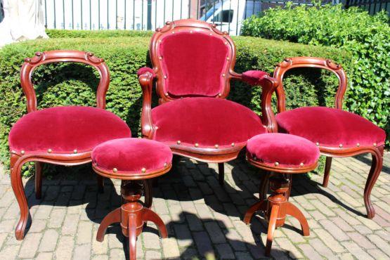 Пять алтарных сидений