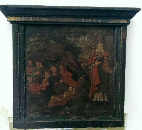 'Семь отроков Эфесских'. Испания, XVI в.