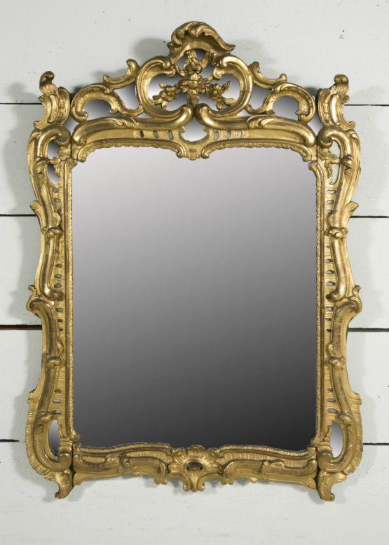 Зеркало. Прованс, XVIII век