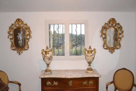 Пара венецианских зеркал