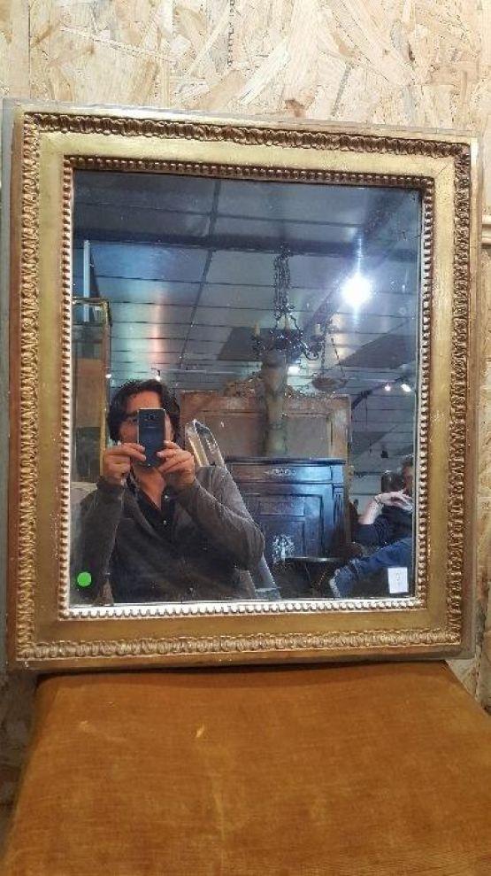 Великолепное зеркало в стиле Людовика XVI