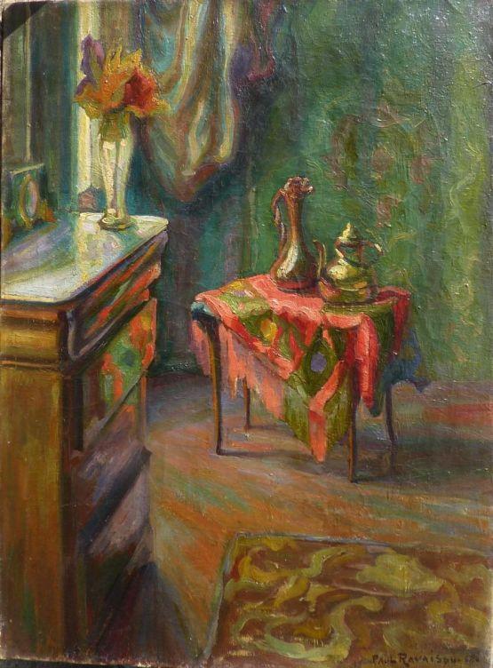 Картина Paul Ravezou, XX в.