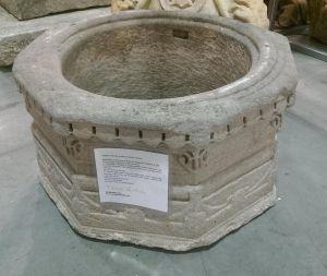 Парапет колодца, Тоскана, XVI в.