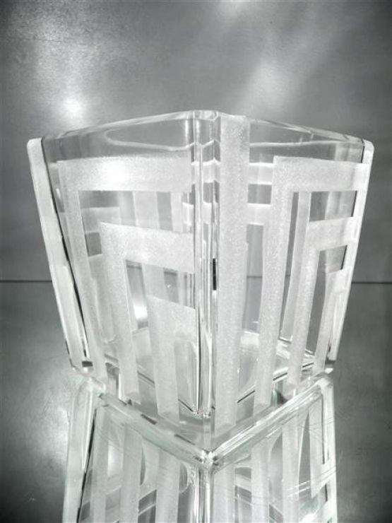 Ваза 'Геометрия'. Jean Luce, 1930 г.