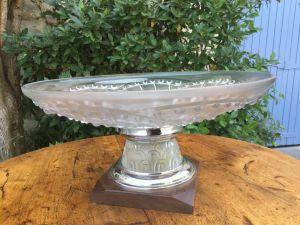 Чаша в стиле Ар-Деко. Франция, 1930 г.