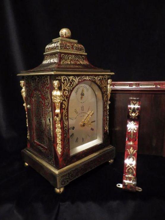 Часы на подставке. Лондон, 1840 г.