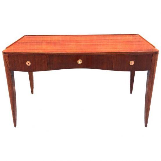 Письменный стол в стиле Ар-Деко. Soubrier, ХХ в.