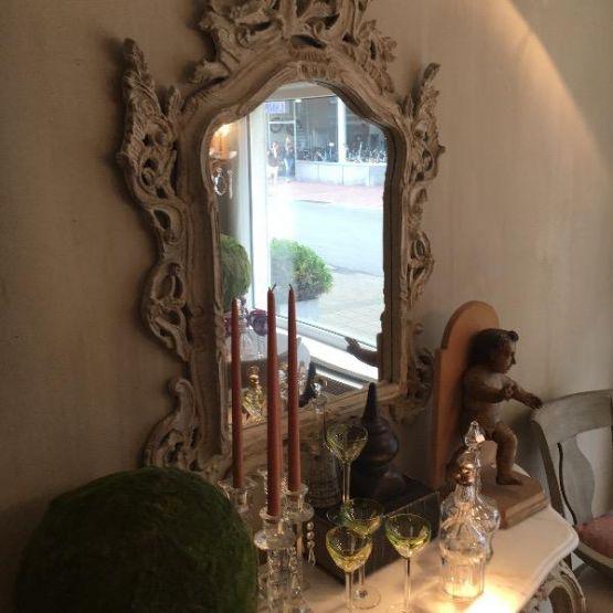 Зеркало эпохи Людовика XV