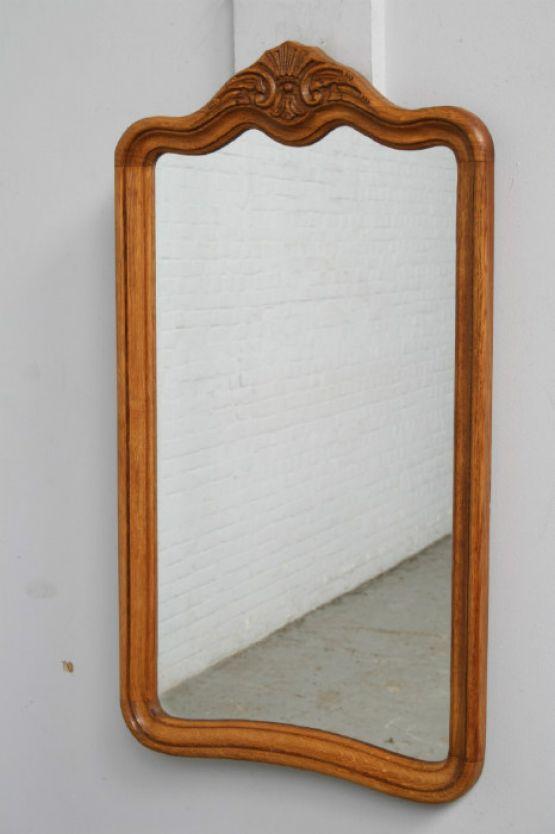 Резное зеркало эпохи Людовика XV