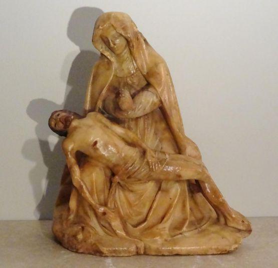 Скульптура Скорбящей Матери, Франция, XVII в.