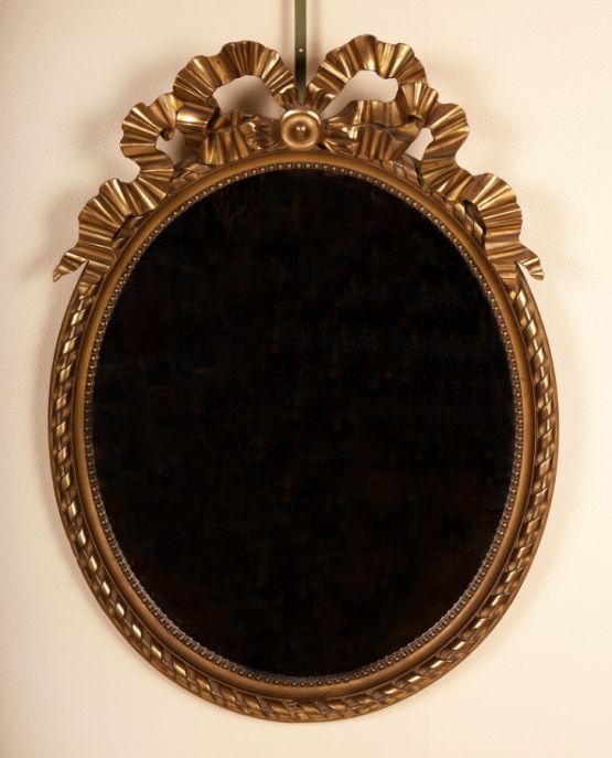 Овальное зеркало,1920