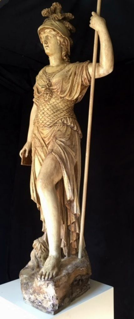 Статуя 'Диана'