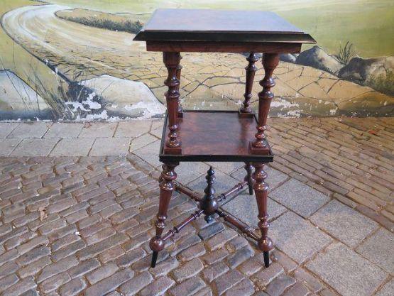 Стол в стиле Грюндерства, 1880 г.
