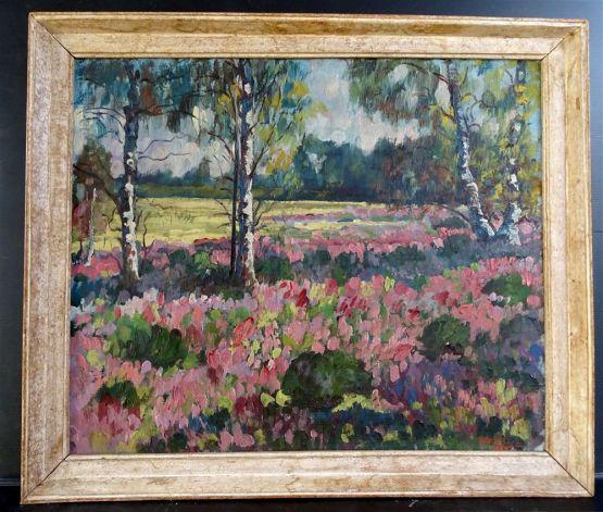 'Вересковое поле', 1936 г.