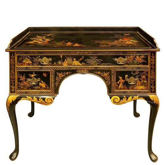 Лакированный столик в китайском стиле, Англия