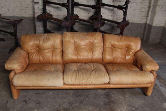Трехместный диван, 1970 г.