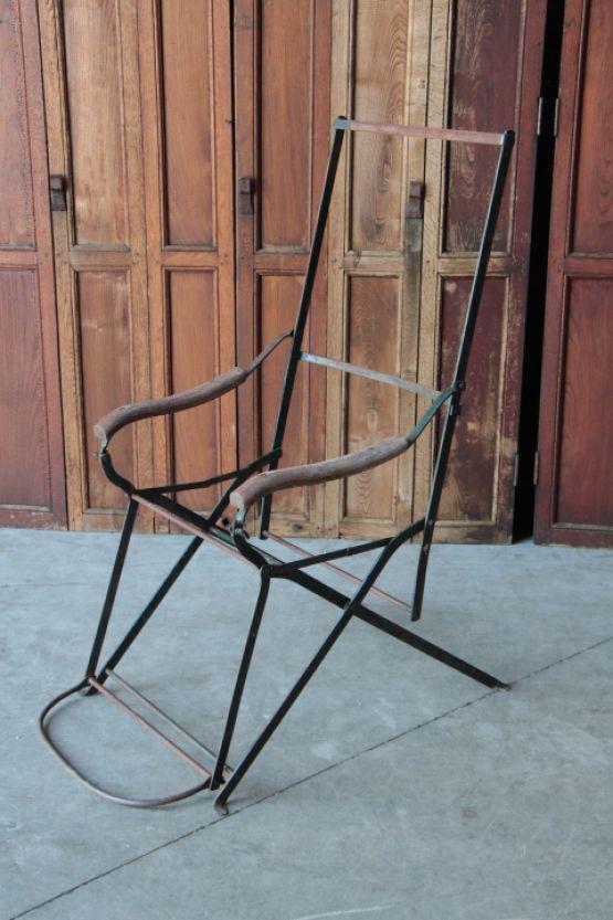 Садовое кресло-шезлонг