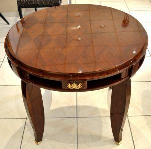 Круглый стол. Jules Leleu, около 1940 г.