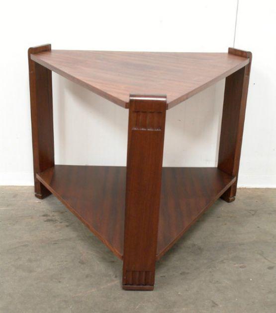 Консольный столик в стиле Ар-Деко