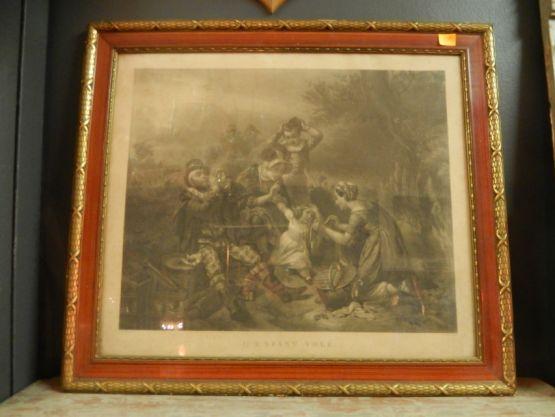 Две гравюры, Луи Филипп, 1837 г.
