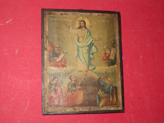 Икона 'Преображение Господне'. Греция, XIX в.