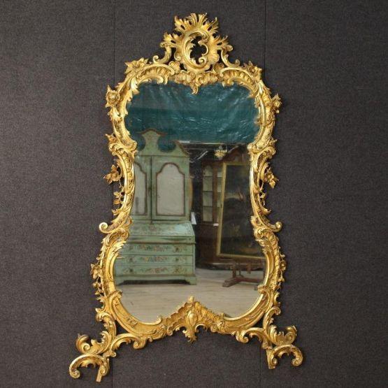 Зеркало. Италия, XIX в.