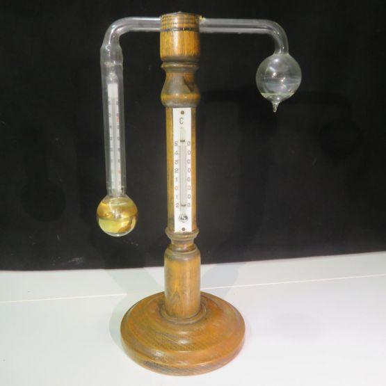 Дифференциальный термометр Лесли,  XIX в.