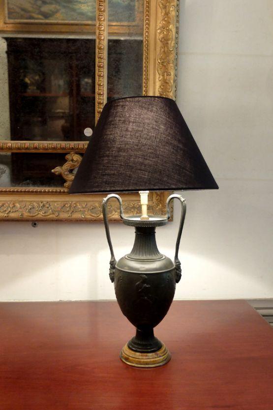 Элегантная лампа, XIX в.