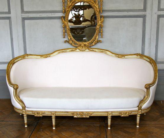 Софа. Людовик XVI