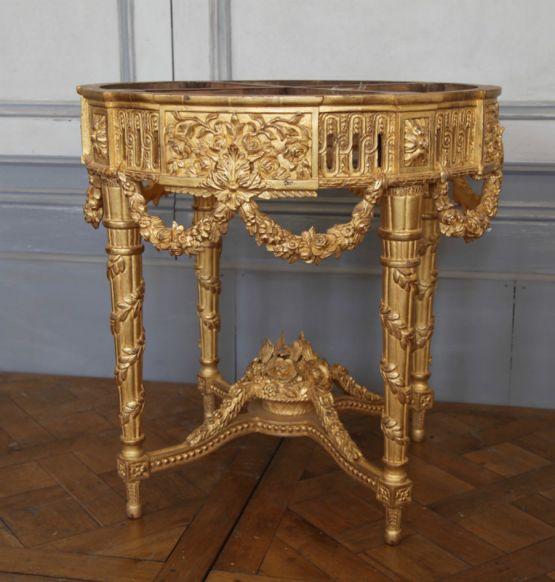 Консольный столик, стиль ЛюдовикаXVI
