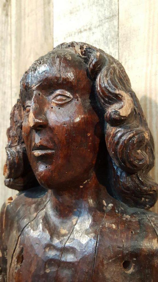 Статуя Святого Себастьяна, XVI в.