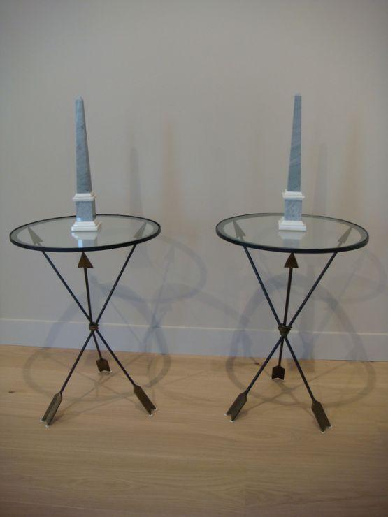 Два небольших столика, 1940 г.