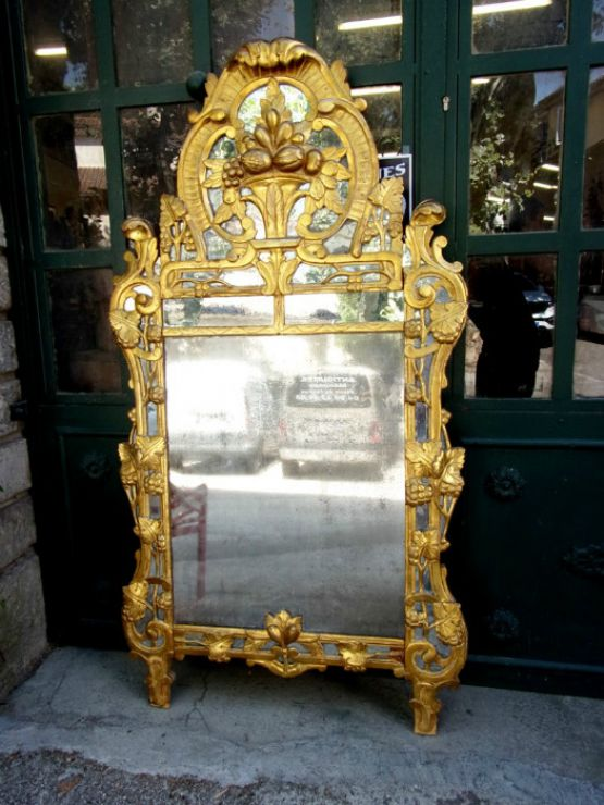 Зеркало в прованском стиле, XVIII в.