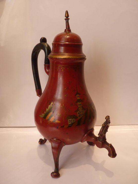 Чайник в китайском стиле, XVIII в.