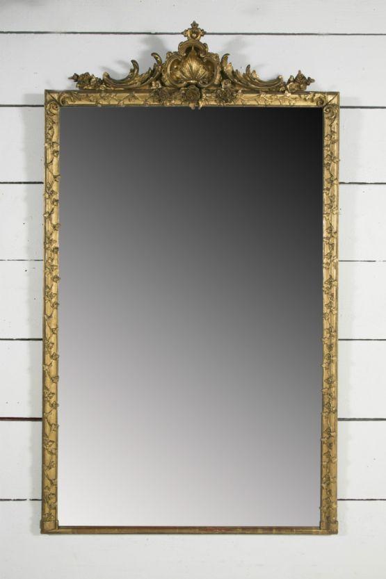 Зеркало в стиле эпохи Регентства