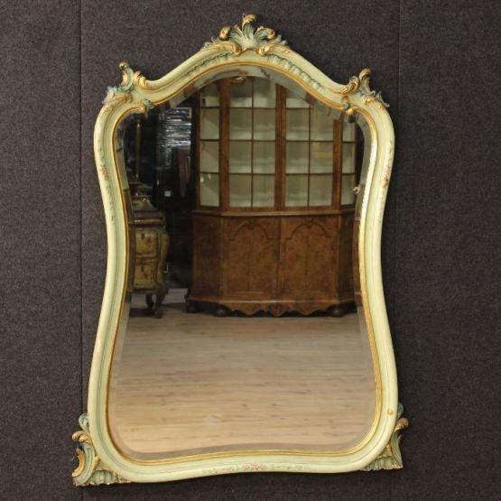 Венецианское зеркало в резной раме
