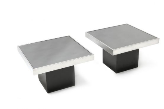 Два приставных столика, Вилли Риццо.