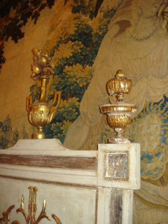 Кровать. Испания, XVIII в.