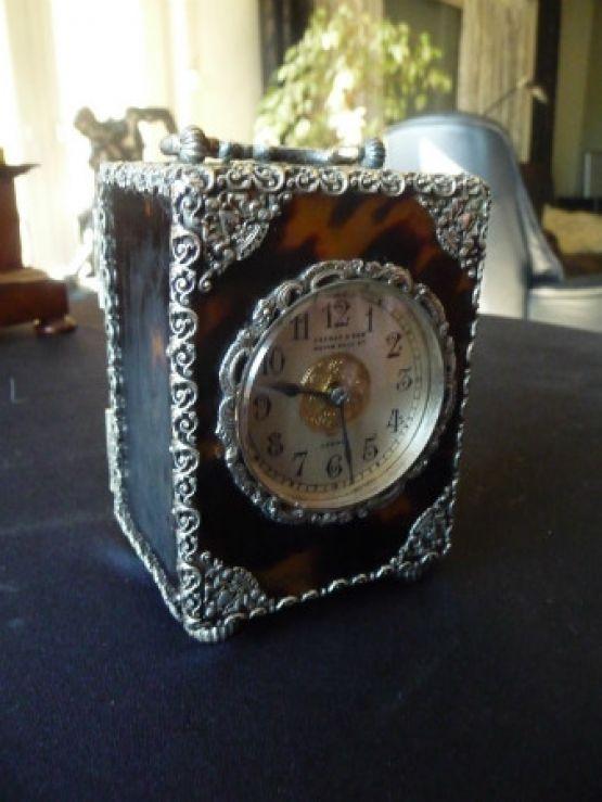 Дорожные часы. Англия, XIX век