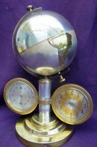 Часы Lancel с барометром, ХХ в.