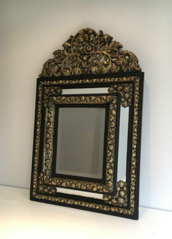 Зеркало, около 1880 г.
