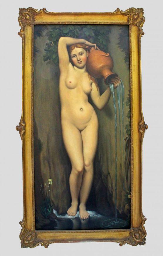 Картина 'Источник', 1934 г.